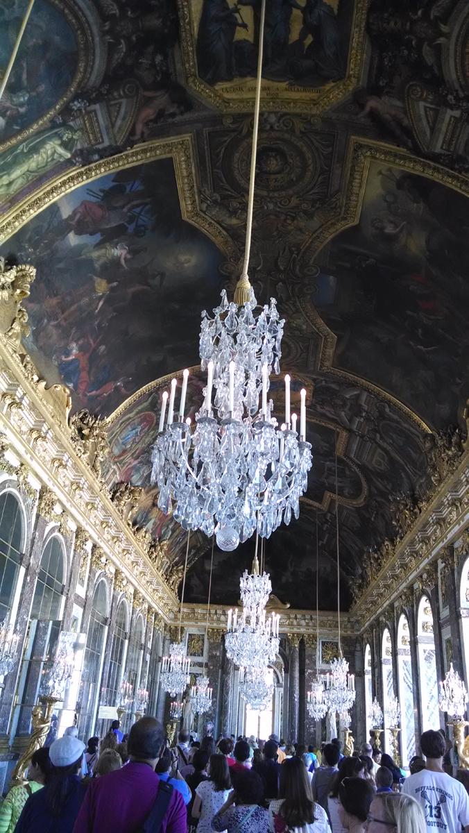 Sketching Versailles - Garrott Designs