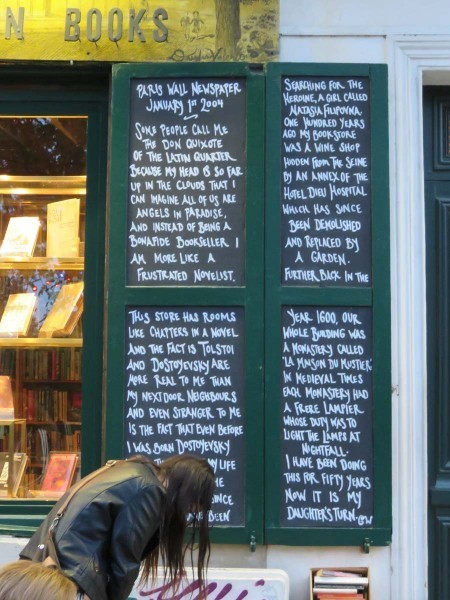 Shakespeare and Co. History