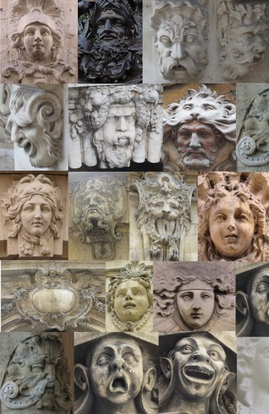 faces of Euro