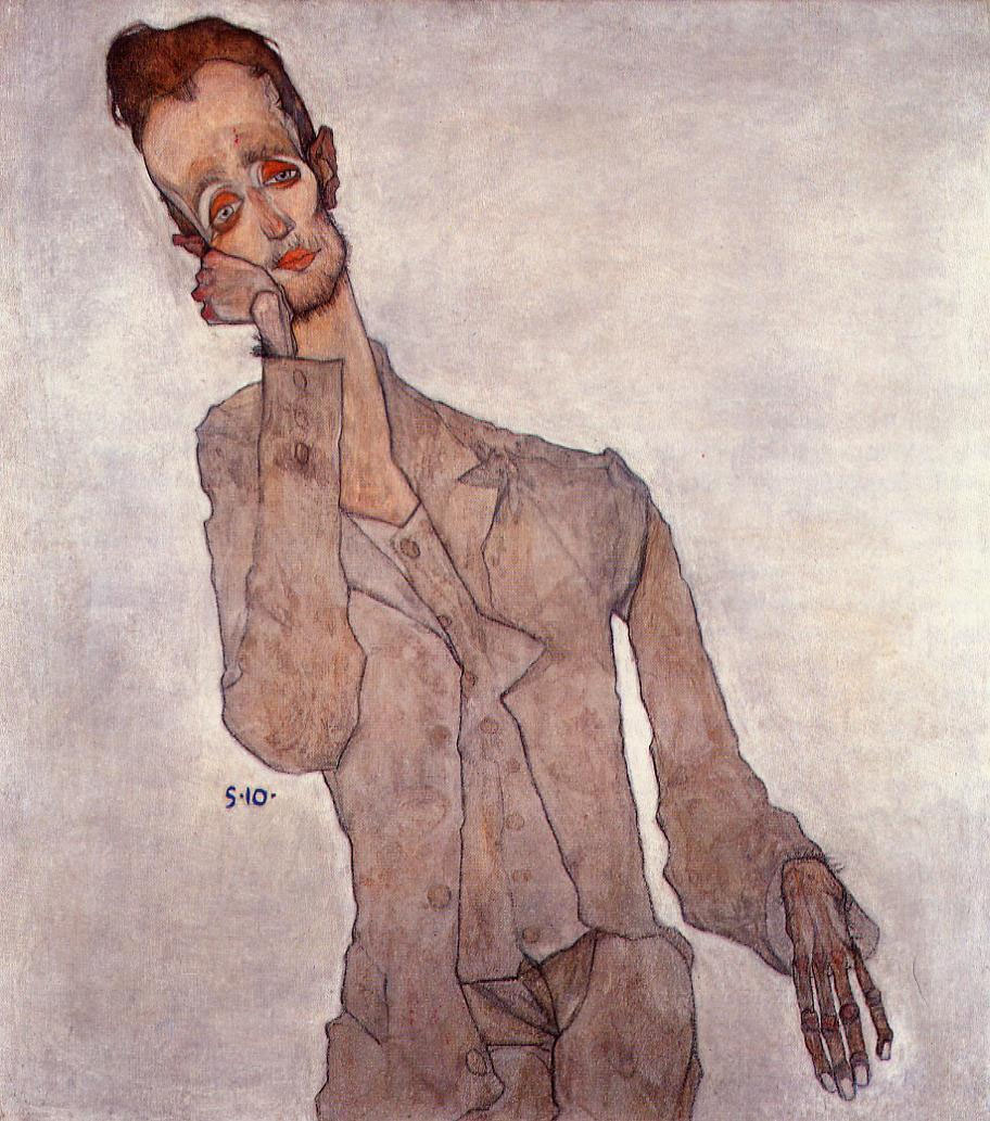 Portrait of Karl Zakousek