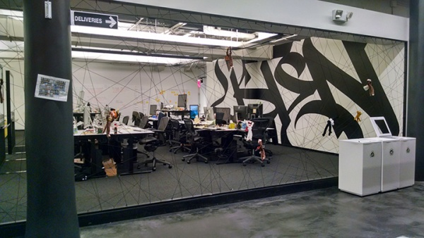 Spotify Offices 1