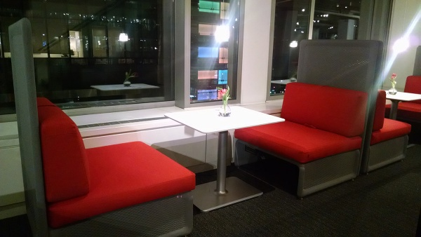 Steelcase work space