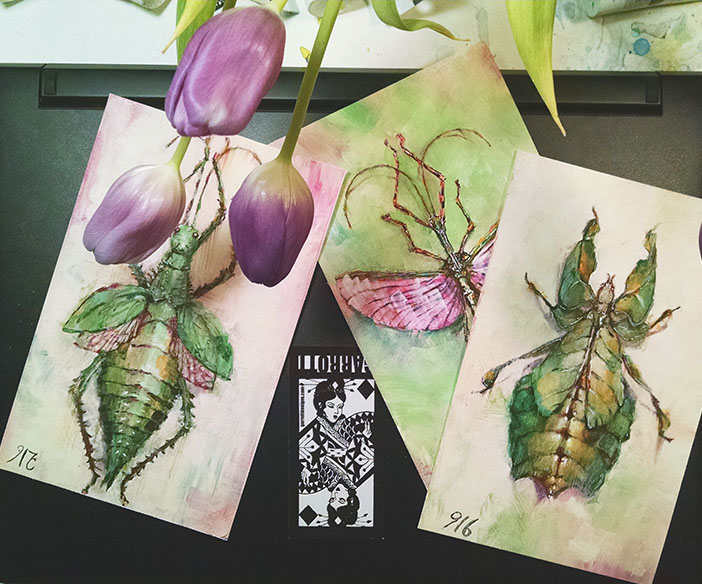 Painting Studio Garrott Designs 4