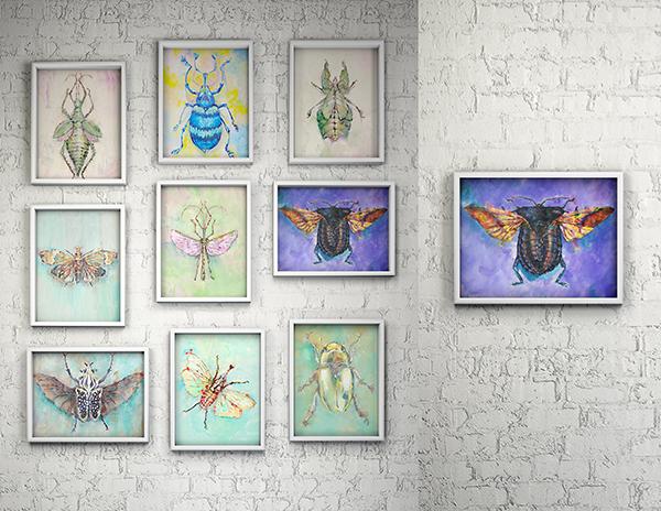 Natural Selection Garrott Designs Interior Decor 12