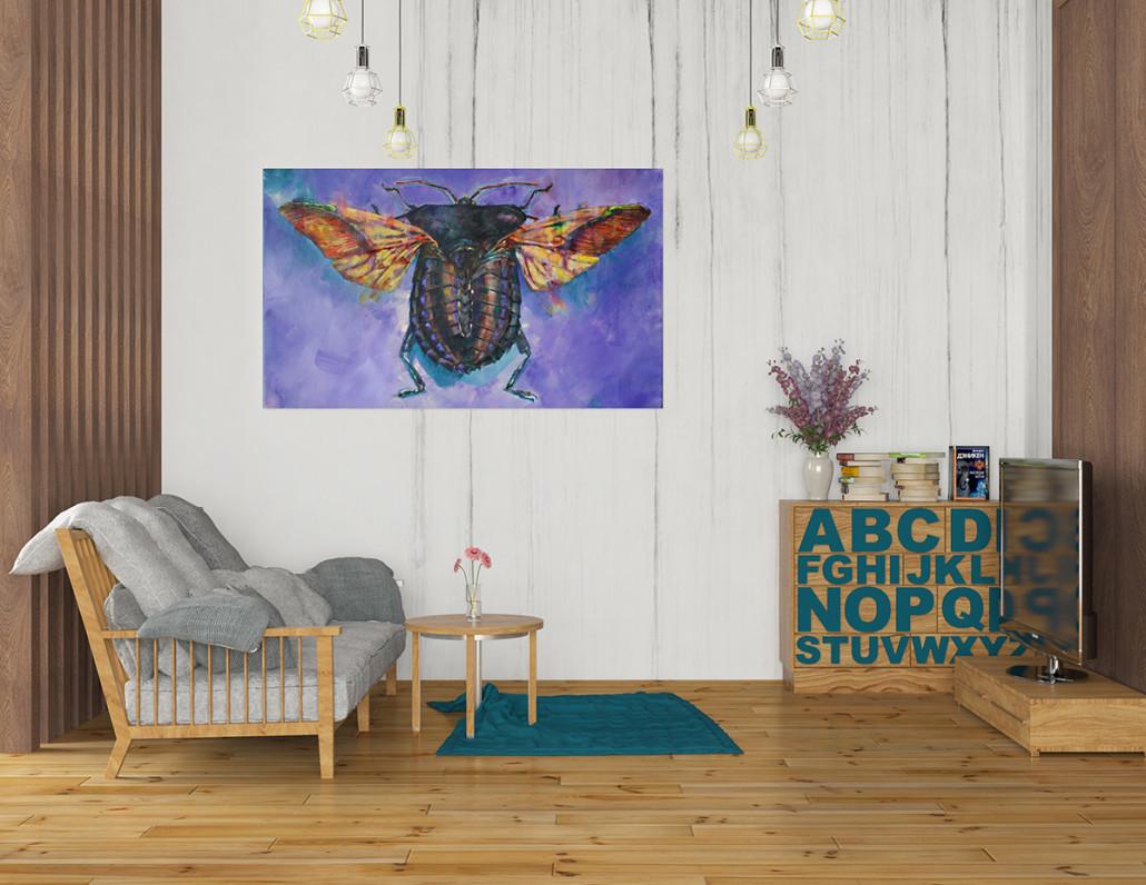 Natural Selection Garrott Designs Interior Decor 20