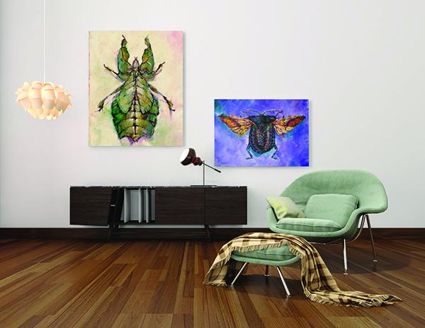 Natural Selection Garrott Designs Interior Decor 4