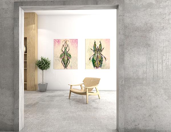 Natural Selection Garrott Designs Interior Decor 5