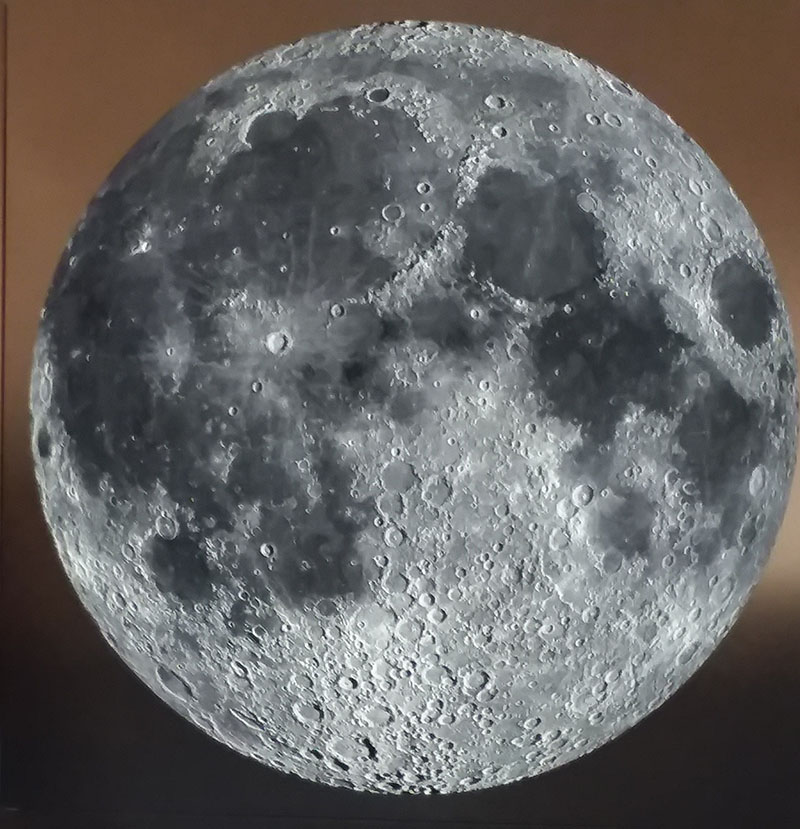 moon moon space travel outer space innovation design art science Copenhagen museum futures