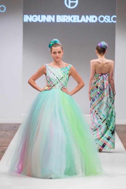 Oslo Fashion Fushion Runway slow futures sustainability norwegian design interview ingunn birkeland trends