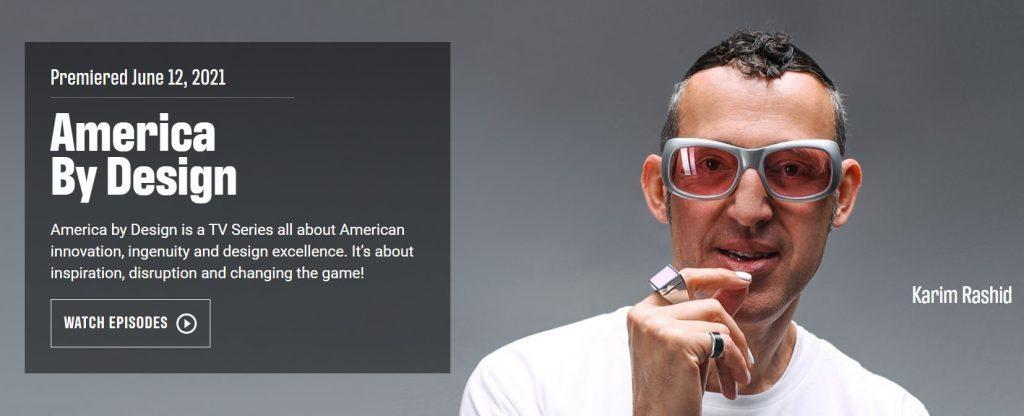 America By Design innovation creativity art