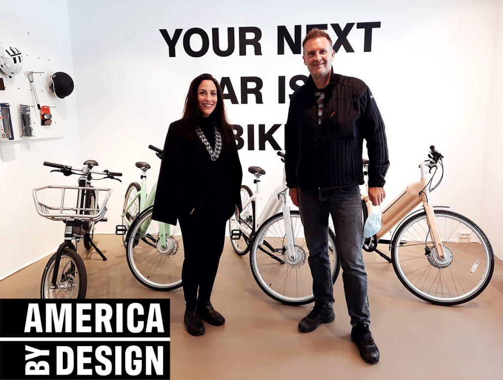 Biomega ebike electric bike MoMA design
